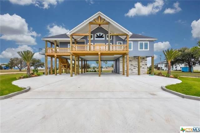 136 Stovall Drive, Palacios, TX 77465 (MLS #380156) :: Brautigan Realty