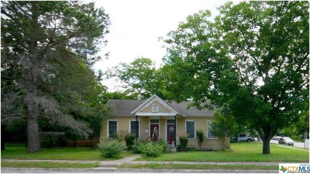 204 S Main Street, Lampasas, TX 76550 (MLS #380757) :: The Real Estate Home Team