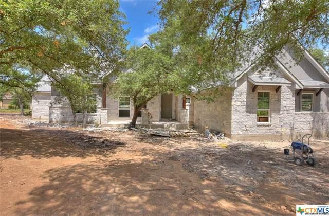 124 Timberline Road, Georgetown, TX 78633 (MLS #381666) :: Berkshire Hathaway HomeServices Don Johnson, REALTORS®