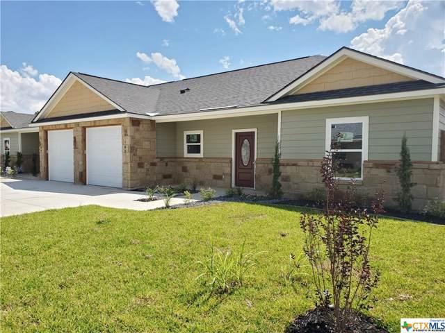 163 Navarro Crossing 10 A, Seguin, TX 78155 (#387124) :: Kourtnie Bertram | RE/MAX River Cities