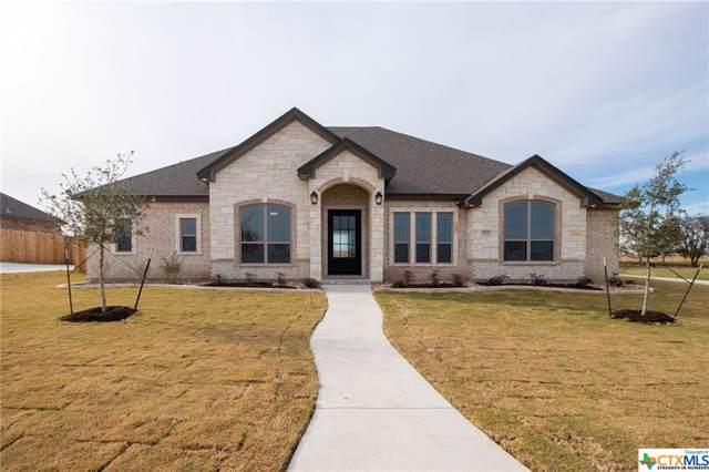 404 Oak Drive, Troy, TX 76579 (MLS #393503) :: Brautigan Realty
