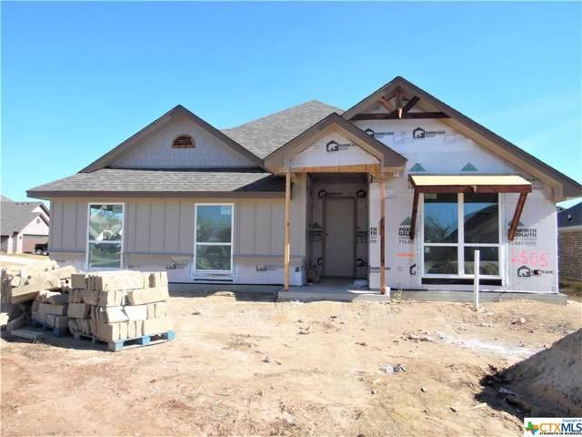 2505 Turtle Dove, Temple, TX 76502 (MLS #394054) :: Erin Caraway Group