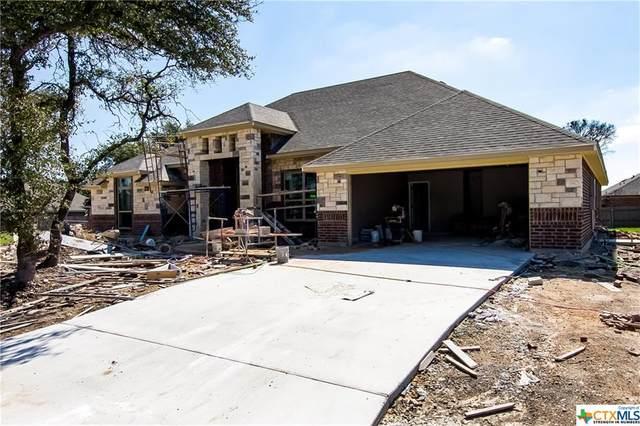 6012 Brandy Drive, Nolanville, TX 76559 (MLS #398491) :: The i35 Group