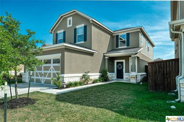 121 Holstein Street, Hutto, TX 78634 (MLS #399047) :: The Zaplac Group