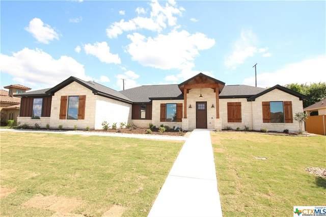 1129 Redleaf Drive, Nolanville, TX 76559 (#407578) :: All City Real Estate