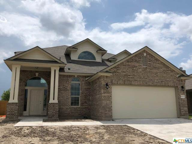 6433 Treiber Drive, Temple, TX 76502 (MLS #408738) :: Kopecky Group at RE/MAX Land & Homes