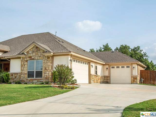 6021 Bella Charca Parkway, Nolanville, TX 76559 (MLS #411174) :: The Real Estate Home Team