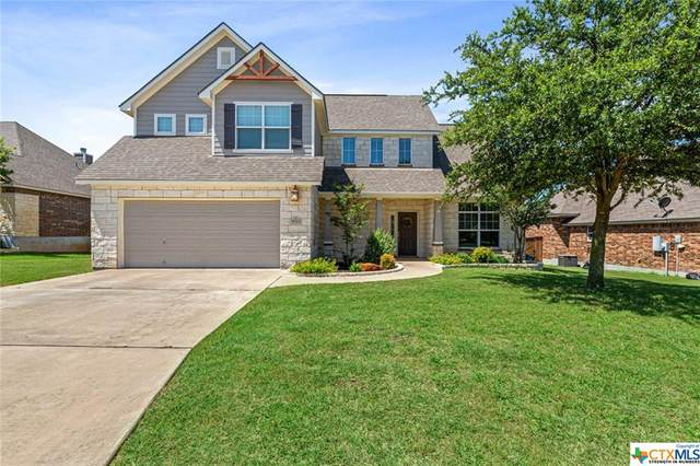3021 Bent Tree Drive, Nolanville, TX 76559 (MLS #411208) :: The Real Estate Home Team