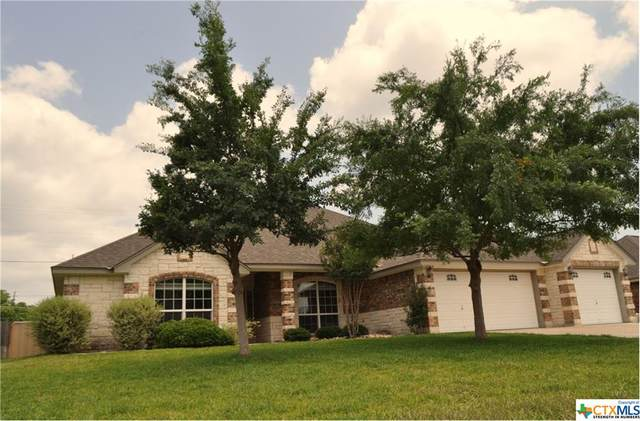 1525 Hazelnut Drive, Harker Heights, TX 76548 (MLS #411218) :: Brautigan Realty