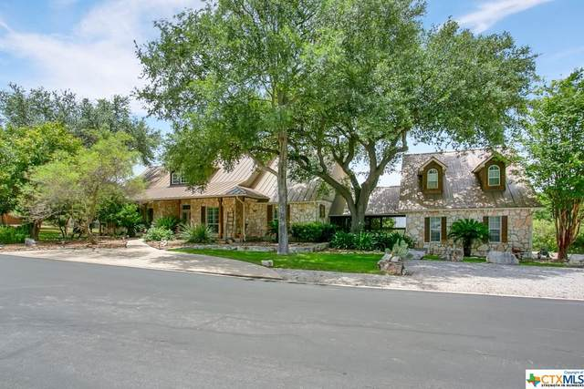 1014 Long Creek Boulevard, New Braunfels, TX 78130 (MLS #415277) :: RE/MAX Family