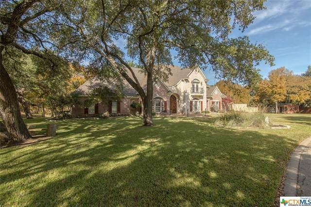 300 Salado Creek Place, Salado, TX 76571 (MLS #417105) :: The Zaplac Group