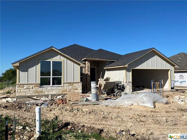 7527 Hardin Drive, Temple, TX 76502 (MLS #417444) :: The Zaplac Group