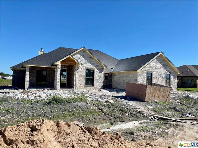 8312 Torrente Drive, Temple, TX 76504 (MLS #418244) :: The Real Estate Home Team