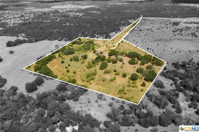 676 County Road 3930, Lampasas, TX 76550 (MLS #420225) :: The Real Estate Home Team
