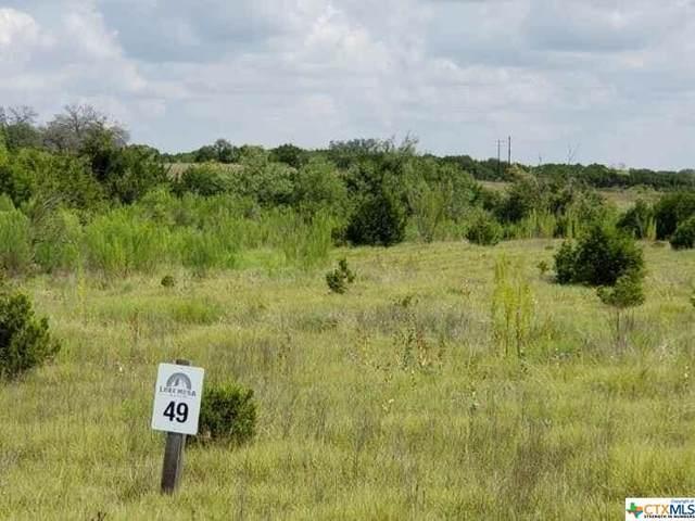 Lot 49 Lone Mesa Ranch Road, Lampasas, TX 76550 (MLS #421766) :: Brautigan Realty