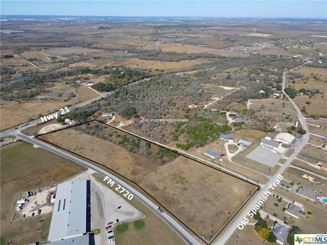 TBD Fm 2720, Uhland, TX 78640 (MLS #422128) :: Vista Real Estate