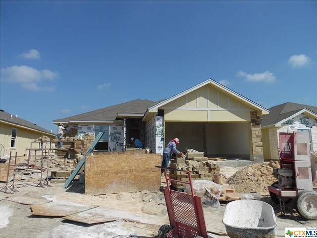 1518 Black Kettle, Temple, TX 76502 (MLS #422562) :: Brautigan Realty