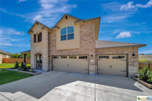 2306 Verona Court, Harker Heights, TX 76548 (MLS #423458) :: RE/MAX Family