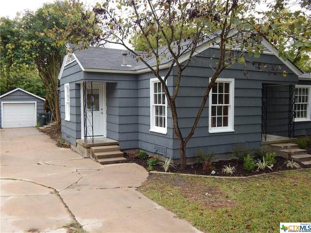1311 N 4th Street, Temple, TX 76501 (MLS #424274) :: The Zaplac Group
