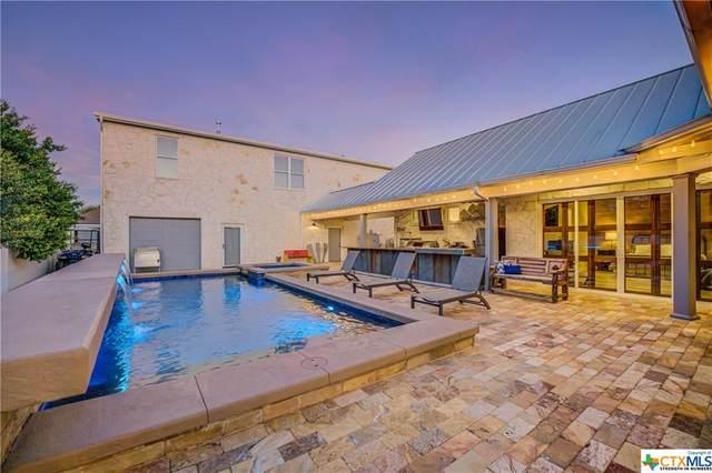 2278 Gruene Lake Drive, New Braunfels, TX 78130 (MLS #425972) :: RE/MAX Family