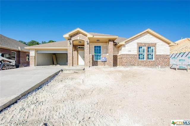 1536 Justice Drive, Copperas Cove, TX 76522 (MLS #426584) :: The Barrientos Group