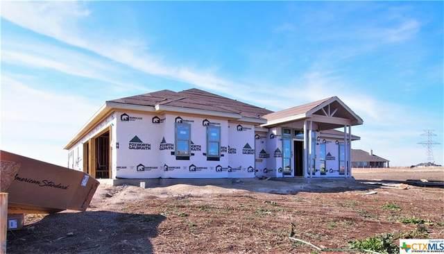 6107 Wye Oak Drive, Salado, TX 76571 (MLS #427830) :: Brautigan Realty
