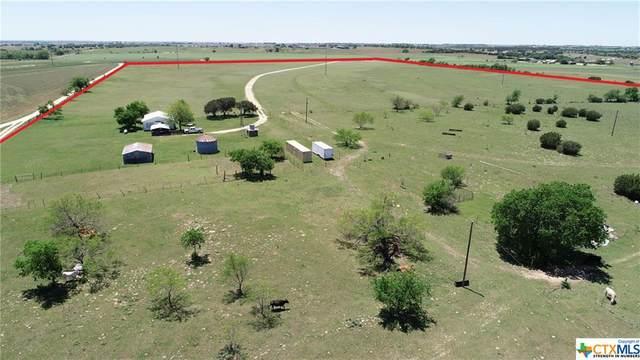 1829 County Road 402, Hamilton, TX 76531 (#430037) :: Realty Executives - Town & Country
