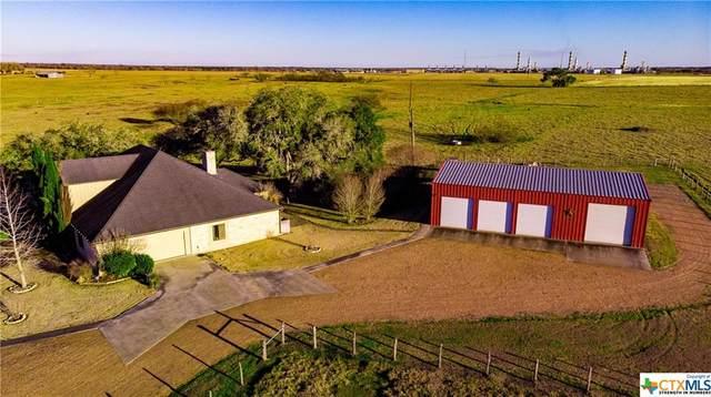 2541 County Road 315, Yoakum, TX 77995 (MLS #431728) :: The Zaplac Group