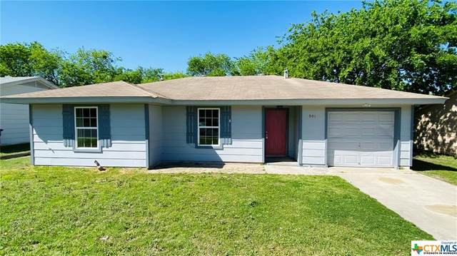 901 Traci Drive, Copperas Cove, TX 76522 (MLS #435458) :: Kopecky Group at RE/MAX Land & Homes