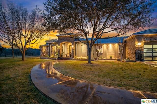 949 Hueco Springs Loop Road, New Braunfels, TX 78132 (MLS #435658) :: The Zaplac Group