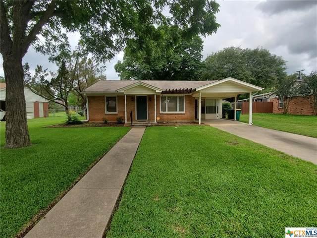 2014 Downing Street, Belton, TX 76513 (MLS #440855) :: Brautigan Realty