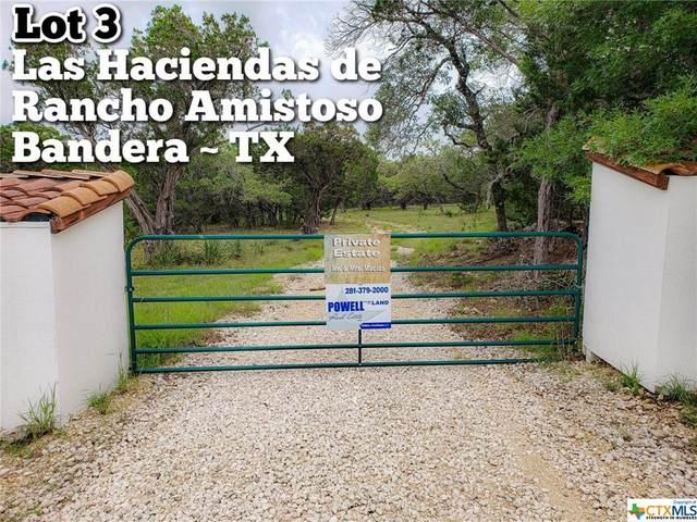Lot 3 Fm 2828, Bandera, TX 78003 (MLS #442214) :: The Real Estate Home Team