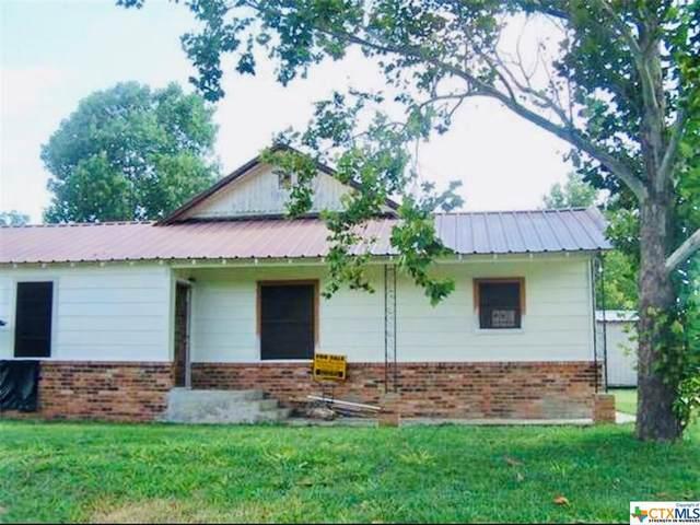 550 Elm Street, Evant, TX 76525 (MLS #443324) :: The Real Estate Home Team
