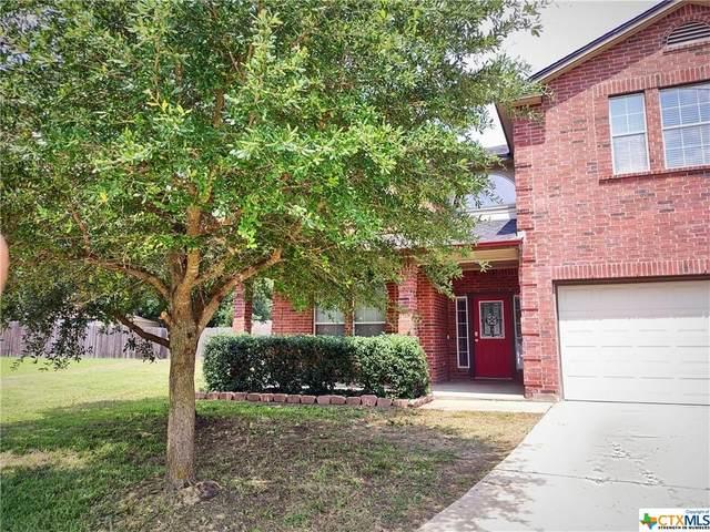 4904 Sodalite Court, Killeen, TX 76542 (MLS #444829) :: The Real Estate Home Team