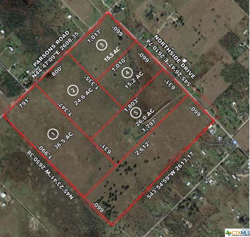 Tract 5 Northside Road, Victoria, TX 77904 (MLS #444982) :: RE/MAX Land & Homes