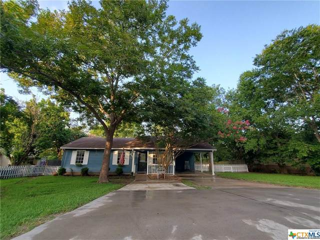 1205 Peach Tree Lane, Georgetown, TX 78626 (MLS #445524) :: Rebecca Williams