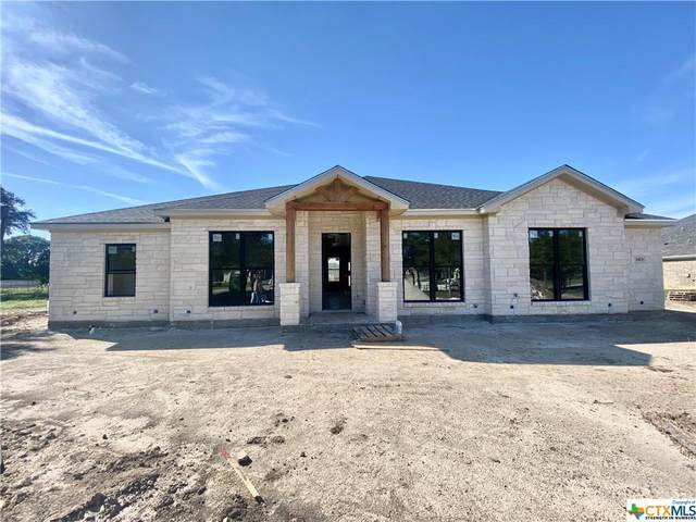 8469 Spring Creek Loop, Salado, TX 76571 (MLS #452363) :: Kopecky Group at RE/MAX Land & Homes