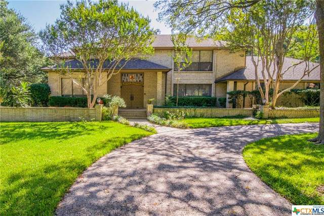 4503 Bordeaux Place, Temple, TX 76502 (MLS #453145) :: The Real Estate Home Team