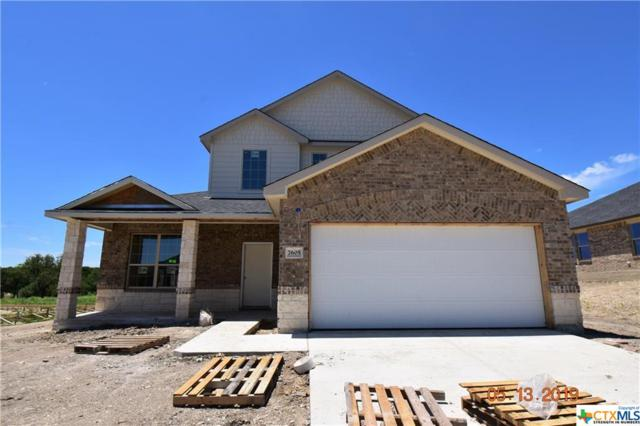 7605 Melanite Drive, Killeen, TX 76542 (MLS #357871) :: Erin Caraway Group