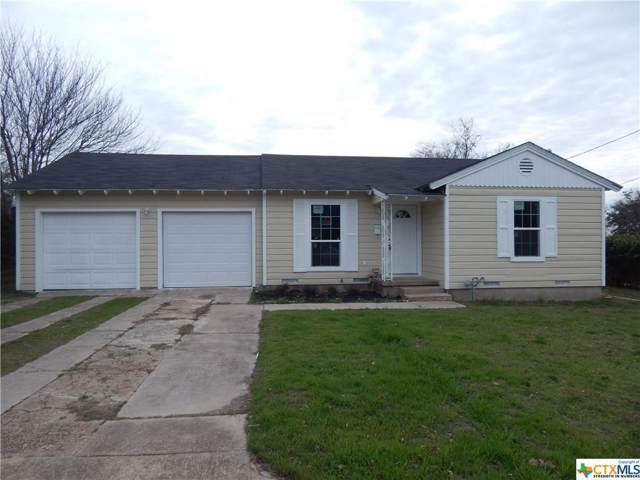 1907 S 5th Street, Temple, TX 76504 (MLS #393125) :: Berkshire Hathaway HomeServices Don Johnson, REALTORS®