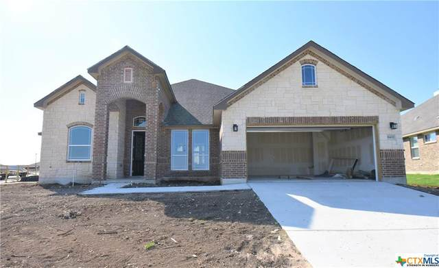 8400 Ridge Crest Drive, Killeen, TX 76542 (MLS #402526) :: The Real Estate Home Team