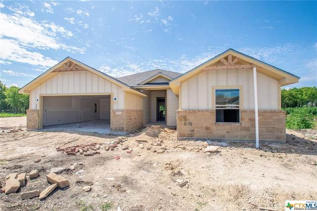 2635 Bolzano Trail, Temple, TX 76502 (#403185) :: All City Real Estate