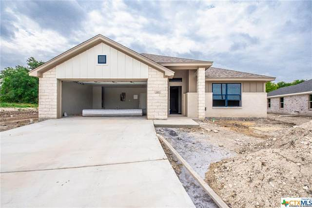 2603 Bolzano Trail, Temple, TX 76502 (#403186) :: All City Real Estate