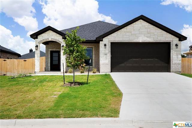 6112 Catania Drive, Temple, TX 76502 (#404088) :: All City Real Estate