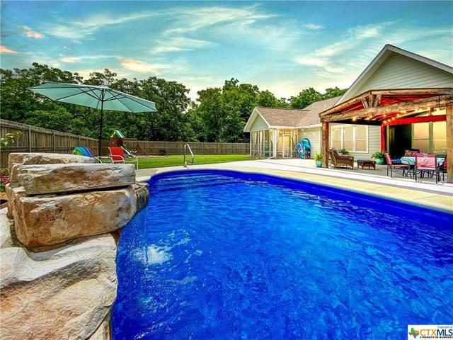 884 E Torrey Street, New Braunfels, TX 78130 (#404095) :: All City Real Estate