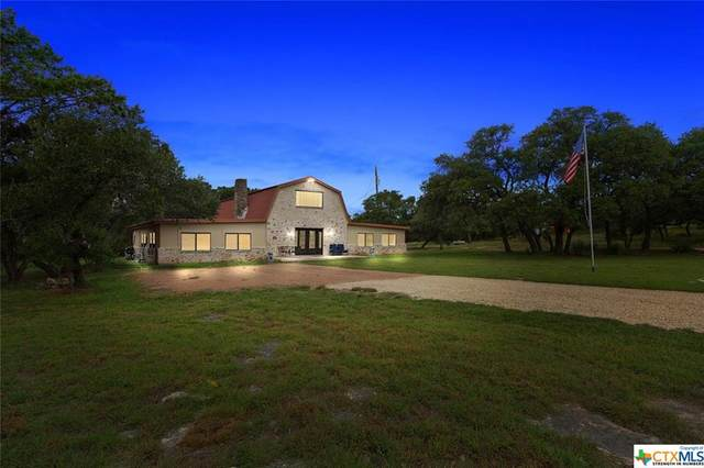8001 Mount Sharp Road, Wimberley, TX 78676 (MLS #404354) :: Brautigan Realty
