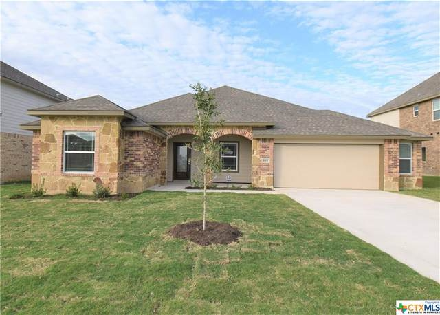 6101 Verde Drive, Killeen, TX 76549 (MLS #407678) :: Brautigan Realty
