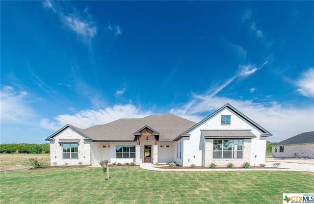 116 Cumberland Drive, Temple, TX 76502 (MLS #410100) :: The Real Estate Home Team