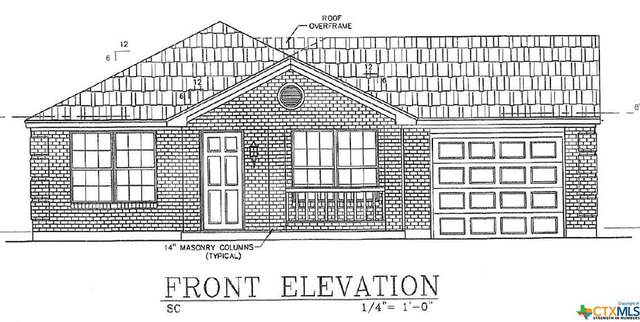 118 Avenue B, Moody, TX 76557 (MLS #417978) :: The Zaplac Group