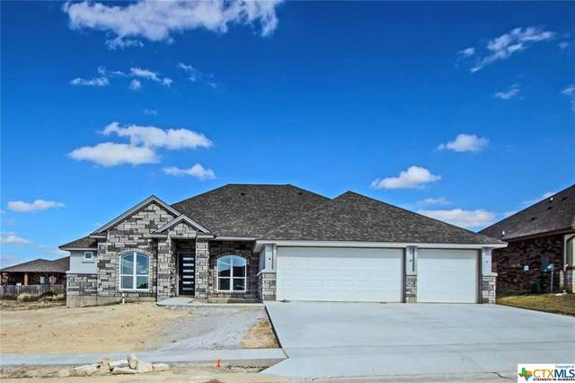 3611 Dodge City Drive, Killeen, TX 76549 (MLS #421227) :: The Zaplac Group